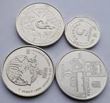 КрАЗ, На варті, УБД, Б. Хмельницький (4 монети з ролів) фото 9