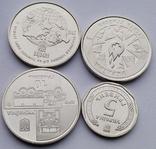 КрАЗ, На варті, УБД, Б. Хмельницький (4 монети з ролів) фото 10