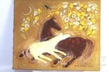 Картина Материнство.Весна.. Художник Ellen ORRO. холст/акрил. 55х45, 2009 г., фото №3