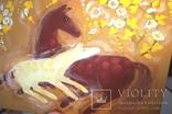 Картина Материнство.Весна.. Художник Ellen ORRO. холст/акрил. 55х45, 2009 г., фото №5