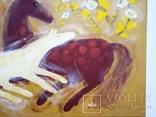 Картина Материнство.Весна.. Художник Ellen ORRO. холст/акрил. 55х45, 2009 г., фото №7