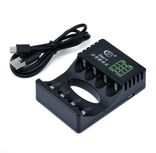 Зарядное устройство для аккумуляторов AA/AAA
