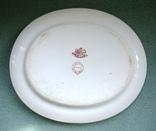 Блюдо Franz Sturtz Odessa. Фарфор Англия ХІХ век., фото №13
