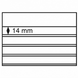 Планшет Standart (4 полоски/14мм), 341467