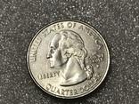 25 центов сша 2001 Р, фото №3