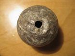 Стеклянный шар КР, фото №7