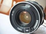 Объектив индустар-61 аттестат на него и  к фотоаппарату фэд-3Л, фото №4