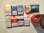Сигареты, Табак Нептун и табак в банке., фото №2