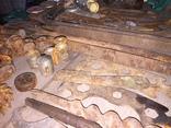 Уборка в гараже. Инструмент, лампа, домкрат....., фото №13