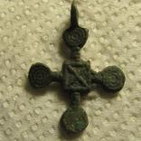 Крест КР двусторонний, фото №3
