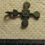 Крест КР двусторонний, фото №5
