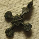 Крест КР двусторонний, фото №2