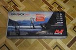 Коробка для металлоискателя  EQUINOX 800 (эквинокс)