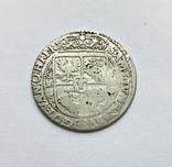 Орт 1621 года. Коронный. №2, фото №2