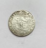 Орт 1622 года. Коронный. №6, фото №2