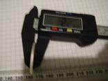 Стекло к часам 28.6 мм.толстое 2.2 мм., фото №3