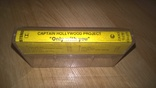 Captain Hollywood Project ‎(Only With You) 1993. (МС). Кассета. Gold Hit. Poland. Techno, фото №4