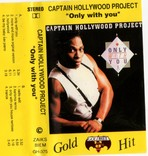 Captain Hollywood Project ‎(Only With You) 1993. (МС). Кассета. Gold Hit. Poland. Techno, фото №6