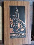 Сувениры на стену ГДР, фото №7