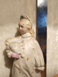 Снегурочка из гипса СССР, фото №3