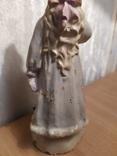 Снегурочка из гипса СССР, фото №9