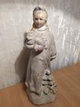 Снегурочка из гипса СССР, фото №2
