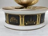 Музыкальная Шкатулка Стадион Футбольный мяч СССР, фото №4