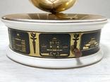 Музыкальная Шкатулка Стадион Футбольный мяч СССР, фото №6
