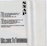 Snap! (Welcome To Tomorrow) 1994. (МС). Кассета. Euro Star. Poland. Techno, фото №7