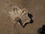 Ступица моторолера, фото №3