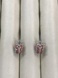 Сережки эмаль, фото №2