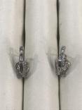 Сережки эмаль, фото №4
