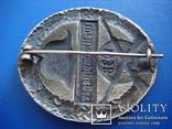 """Нагрудный знак организации"""" Стальной шлем"""" 1938г. КОПИЯ, фото №5"""