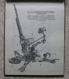 14.5 мм одиночная горно-вьючная зенитная установка. Альбом рисунков к руководству службы, фото №3