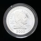 1 Доллар 2000 Лейф Эрикссон, США PROOF