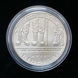 1 Доллар 2010 Инвалиды Войны, США UNC