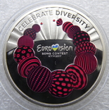 Євробачення 5 грн. 2017 рік Евровидение