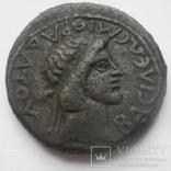 Боспорское ц-во, Ассарий Митридата VIII 39-42 гг.н.э., фото №2