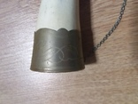 Рог грузинский ручной работы, фото №3