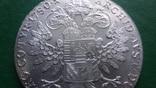 Талер Марии Терезии 1780 серебро    (2.5.10)~, фото №2