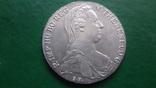 Талер Марии Терезии 1780 серебро    (2.5.10)~, фото №4