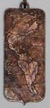 """35.Брелок """"500-летие открытия Х.Колумбом Америки"""" 1992 г., фото №5"""