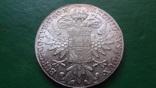 Талер Марии Терезии 1780 серебро    (5.2.14)~, фото №2