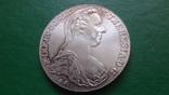 Талер Марии Терезии 1780 серебро    (5.2.14)~, фото №4
