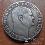 ТАЛЕР  1859  Пруссия  серебро  (М.9.12)~, фото №3