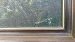 """Картина Шевченка В.А. """"Рассвет"""" холст на картоне,масло, 60х96см., фото №6"""