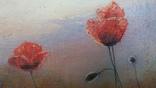 """Картина Шевченка В.А. """"Рассвет"""" холст на картоне,масло, 60х96см., фото №10"""