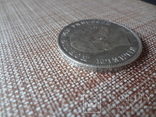 1 талер 1871 Пруссия Победный  серебро  (Ж.5.10) ~, фото №5