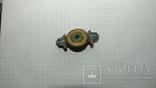 Фибула в эмалях 3-4 век Рим, фото №2