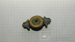 Фибула в эмалях 3-4 век Рим, фото №3
